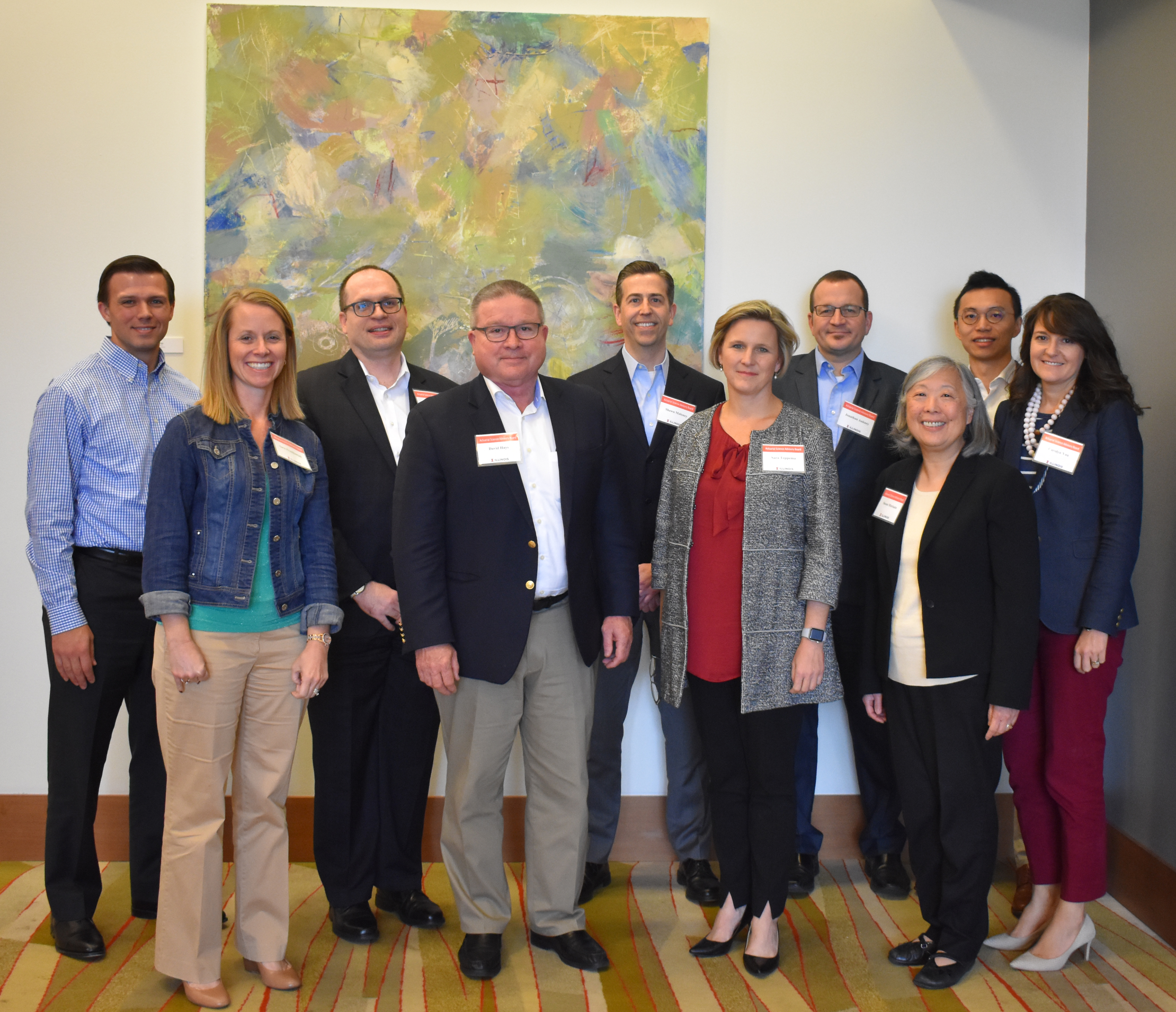 2018-19 Actuarial Science Advisory Board