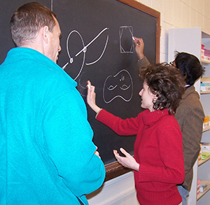 faculty in mathematics