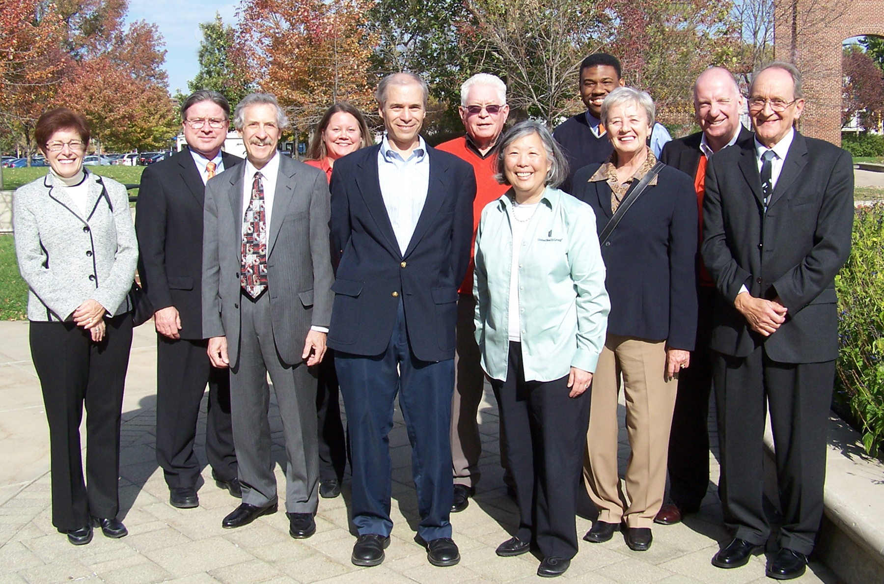 Inaugural Mathematics Advisory Board (2010)