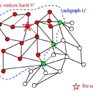 Firefighters on Graphs